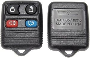 Dorman Keyless Remote Case New Explorer Ford Mustang Expedition Focus 13607