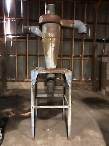 Torit Dust Collector With Motor Industrial Commercial Shop