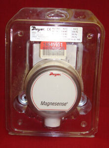 Dwyer Ms 111 24vdc Pressure Transmitter Range To 5 Wc New In Package Hvac
