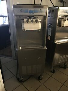 Taylor Soft Serve Ice Cream Machine Three Phase And Single Phase Air Cooled