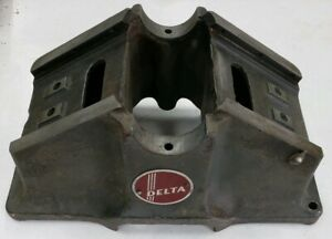 Delta Rockwell Model 37 290 4 Deluxe Jointer Base Casting Fj301