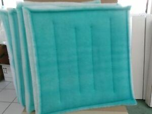 20 X 20 Tacky Filter Case 40 Series 55 Intake Spray Paint Booth Dust Collect