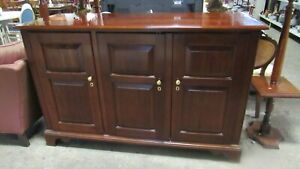 Stickley Solid Cherry Media Entertainment Cabinet Nice Rare