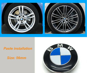56mm Car Wheel Center Caps Hub Cover Stickers Bmw Wheel Hubcap For Bmw