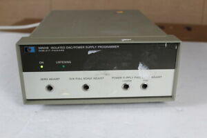 Agilent 59501b Isolated Dac power Supply Programmer48 63hz 2337a 01185 working