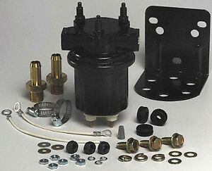 Carter Electric High Performance Fuel Pump P4601hp 16 Psi 100gph
