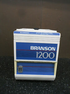 Branson 1200 Bransonic Ultrasonic Cleaner B1200r 1