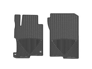 Weathertech All Weather Floor Mats For Honda Accord 2013 2017 1st Row Black