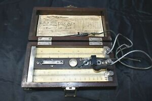 Vintage Roller Smith Direct Reading Ohmmeter 1827 1920s 1930s Usa