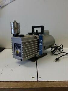 Savant Vp 100 Two Stage Vacuum Pump Franklin Electric 1102180403 Hp 1 2