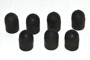 7 Gm Seat Track Studs Rubber Caps 10041947 Cavalier Sunfire Grand Am Achieva