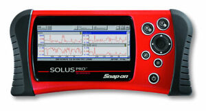 Snap on Solus Pro Obd Diagnosticsscanner Full Kit With Carry Case