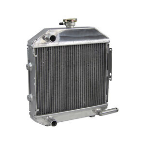 Sba310100211 Aluminum Radiator For Ford Compact Tractor 1300