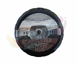 Devilbiss Dv1 B Hvlp Plus Spray Gun Air Cap 704408