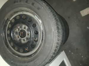 2004 Chevy Impala Oem 16 Inch Steel Wheels And Tires