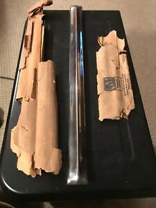 Nos 1946 1947 1948 Chevrolet Center Windshield Moulding Original Gm Part
