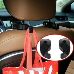 Car Seat Back Hook Head Rest Storage Hanger Bag Holder Organizer Universal Tool
