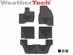 Weathertech Custom All Weather Floor Mats For Ford Explorer 2011 2014