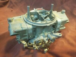 Rebuilt 850 Cfm Holley Carburetor