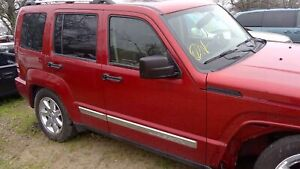 Front Door Jeep Liberty Right 08 09 10 11 12