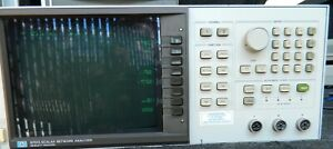 Hp 8757a Scalar Network Analyzer