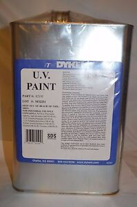 Dykem 82195 Industrial Ink 1 Gal ultra Violet