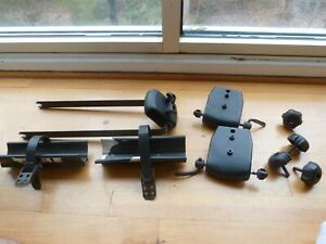 Lot Thule Roof Luggage Rack Bicycle Carrier Parts