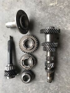Tremec Borg Warner Ford Mustang T Bird Wc Gear Set T5 5 Speed