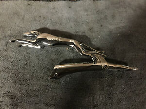 1936 Ford Passenger Car Greyhound Hood Ornament Reproduction Factory 2nd