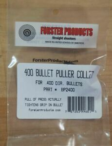 Forster Bullet Puller Collet .400-(BP2400) NEW in Package