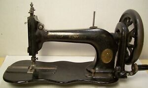 Singer Treadle Fiddle Base Sewing Machine Parts