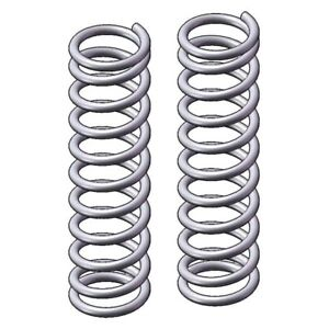 For Jeep Grand Cherokee 99 04 Clayton Off Road 4 5 Front Lifted Coil Springs