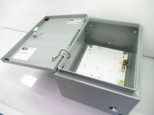 5100 Es Eurobex Electric Steel Wall Box Electric Steel Wall Box used Tested