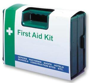 First Aid Kit Abs Medium Personal Protection Site Safety First Aid
