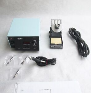 New Weller Microtouch Plus Mt1500 With Mt1501 Soldering Station 3 New Tips