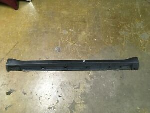 2009 Subaru Forester Right Passenger Side Rocker Panel Trim Skirt Black Oem