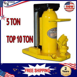 5 Ton Capacity On Top 10 Ton Hydraulic Machine Toe Jack Lift Spreading Machine