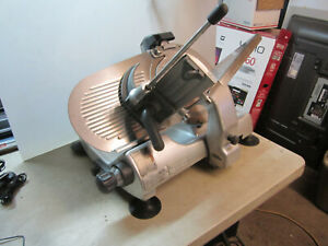 Hobart 2812 12 Manual Meat Cheese Deli Slicer W Sharpener very Nice Condition