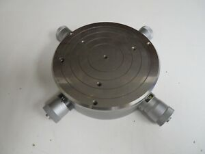Nippon mitutoyo 6 Self Centering Chuck For Roundness Gage Ni40
