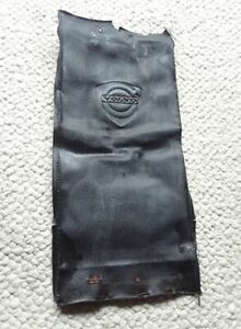 Volvo P1800 Rear Seat Center Piece Leatherette Upholstery Oem
