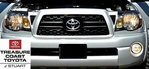 New Oem Toyota Tacoma Sport 05 2012 Silver 1e7 Painted Honeycomb Grille