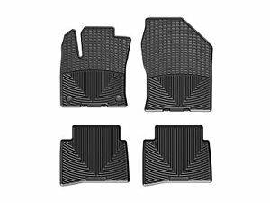 Weathertech All Weather Floor Mats For Prius Prius Prime 1st 2nd Row Black