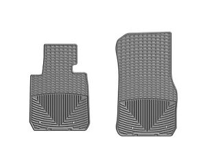Weathertech All Weather Floor Mats For Bmw 2 Series 3 Series Gt 1st Row Grey