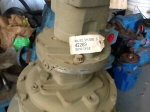 Allied Systems Hydraulic Swing Drive 42269 By Eskridge Inc