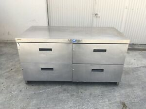 Delfield Ucd4464n 8 Undercounter 4 Drawer Refrigerator