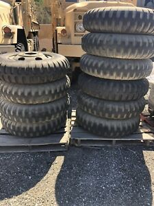 Military Ndt 900x20 Tired M35a2