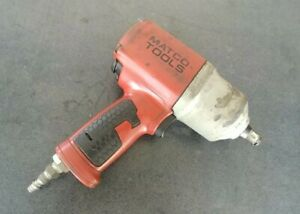Matco Tools 1 2 Drive Pneumatic Impact Wrench Mt1769a Ships Free