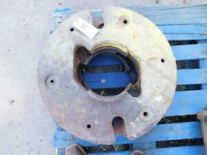 John Deere 20 Series Tractor Wheel Weights Part a3404r Tag 581