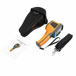 Handheld Thermal Imaging Camera Infrared Thermometer Imager Gun St