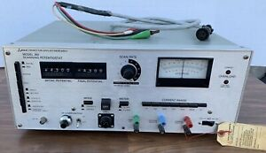 Eg g Instruments Parcprinceton Applied Research Scanning Potentiostat Model 362